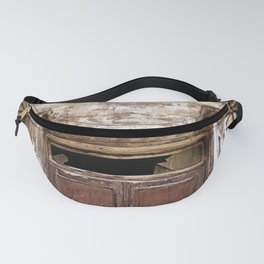 Worn Down Fanny Pack