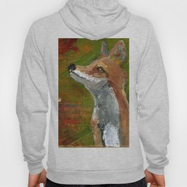 Wisdom of the Fox Hoody