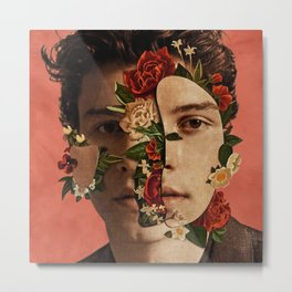 shawn mendez album tour 2021 desem Metal Print