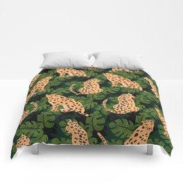 Cheetah Pattern Comforters