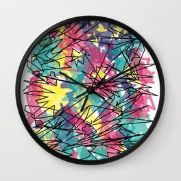 Fest Fury Wall Clock