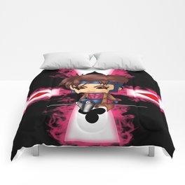 Chibi Gambit Comforters