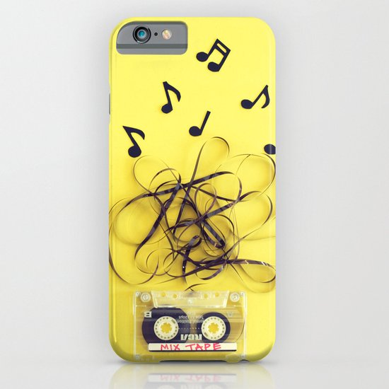 Mix Tape (ANALOG ZINE) iPhone & iPod Case