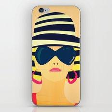 Snapshot (Colour) iPhone & iPod Skin