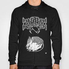 Decapitated by dishwasher II (black) Hoody