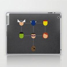 The advengers Capsules Laptop & iPad Skin