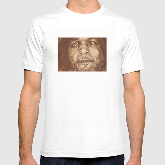 round 4...bernard hopkins T-shirt