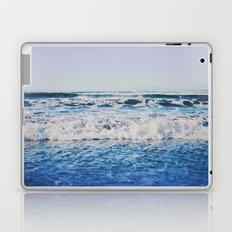Indigo Waves Laptop & iPad Skin