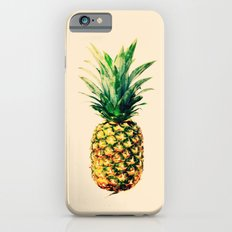 Golden pineapple iPhone 6s Slim Case