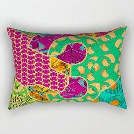 Tile 3 Rectangular Pillow