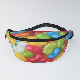 Yummy Colorful Candy Jelly Beans Fanny Pack
