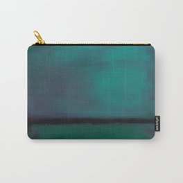 Rothko Inspired #8 Carry-All Pouch