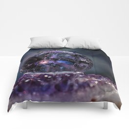 Crystal Ball Water drops Comforters