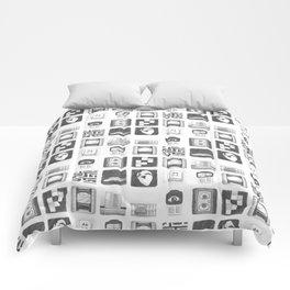 Vignettes - Yume Nikki Comforters