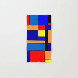 Mondrian #2 Hand & Bath Towel