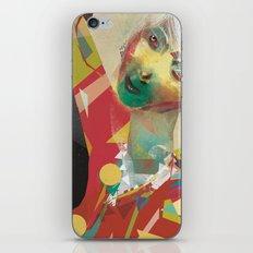 broken n.2 iPhone & iPod Skin