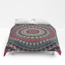 Earth Mandala 5 Comforters