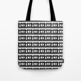 Blockblack Tote Bag
