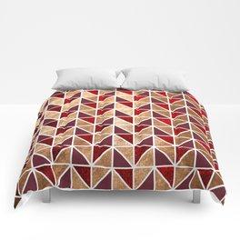 Xmas Geometric Pattern Comforters