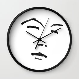 her #5 Wall Clock