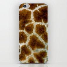 Giraffe SOLD iPhone & iPod Skin