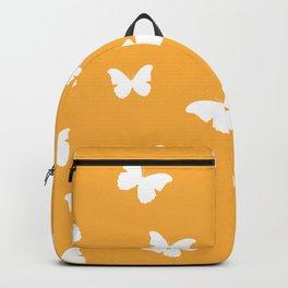 Butterflies - Fresh Orange Backpack