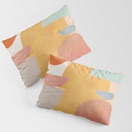 Modern Abstract Art 70 Pillow Sham