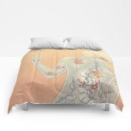 Aquarius Lady Comforters