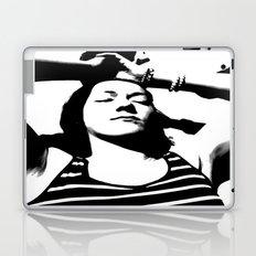 Contour Lines Laptop & iPad Skin