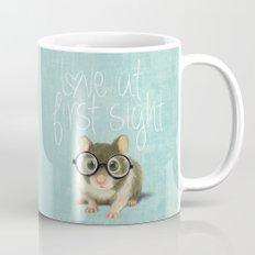 Little mouse in love Mug