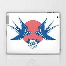 Love Love, Kiss Kiss Laptop & iPad Skin