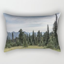 Alpine Alive Rectangular Pillow