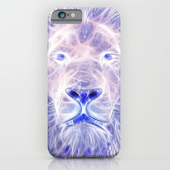Electric Lion iPhone & iPod Case