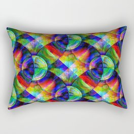 Every New Beginning Comes From Some Other Beginnings' End 4 Rectangular Pillow