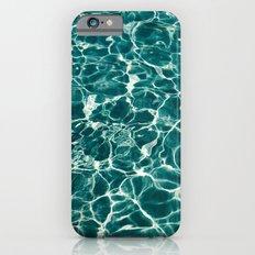 Pool Water Slim Case iPhone 6s