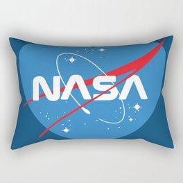 NASA Love Rectangular Pillow