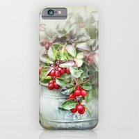 red berries  Slim Case iPhone 6s