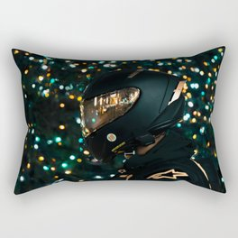 Redbone Rectangular Pillow