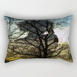 A Tree Grows in the Bronx Rectangular Pillow