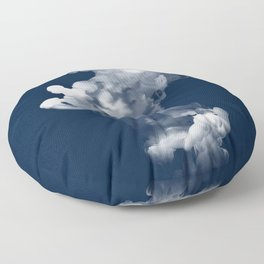 Blue2 Floor Pillow