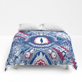 Monster Label Comforters