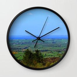 Ladies Brae Wall Clock