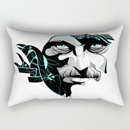 King Ragnar Rectangular Pillow