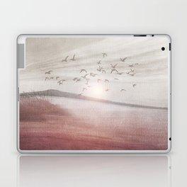 Positive sunset II Laptop & iPad Skin