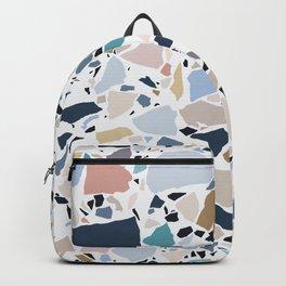 Pastel Terrazzo Backpack