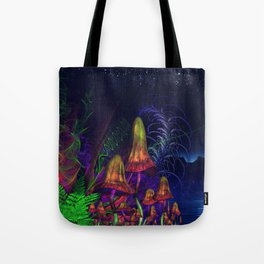 Happy Birthday Terence Mckenna Tote Bag
