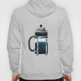 French Press - Blue Hoody