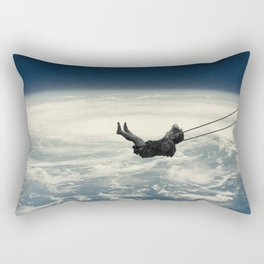 Underdog Rectangular Pillow