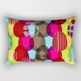 Eggs pattern Rectangular Pillow