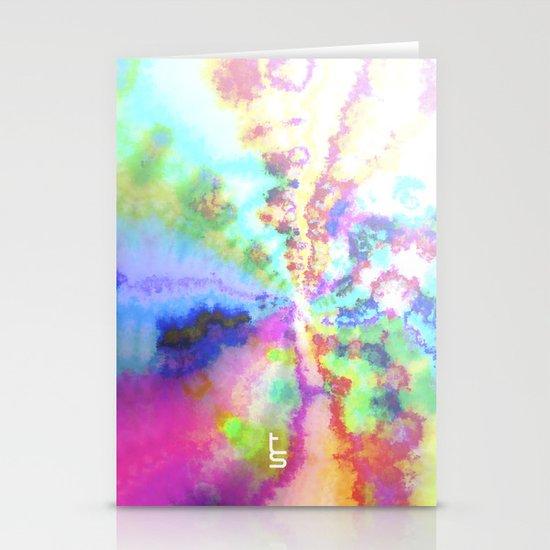 Artistic Vortex III Stationery Cards